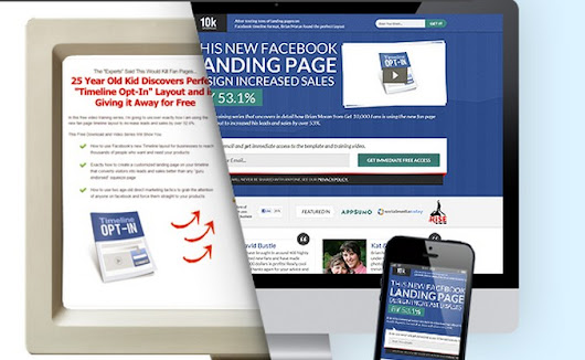 21 Landing Page Tips to Make Your Landing Pages Suck Less