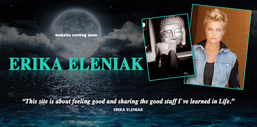 ERIKA ELENIAK – EE`S WEBSITE & HAPPY BLOG PLACE