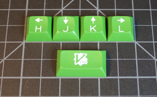 Vim HJKL & Caps Lock Replacement Package (DSA Profile)