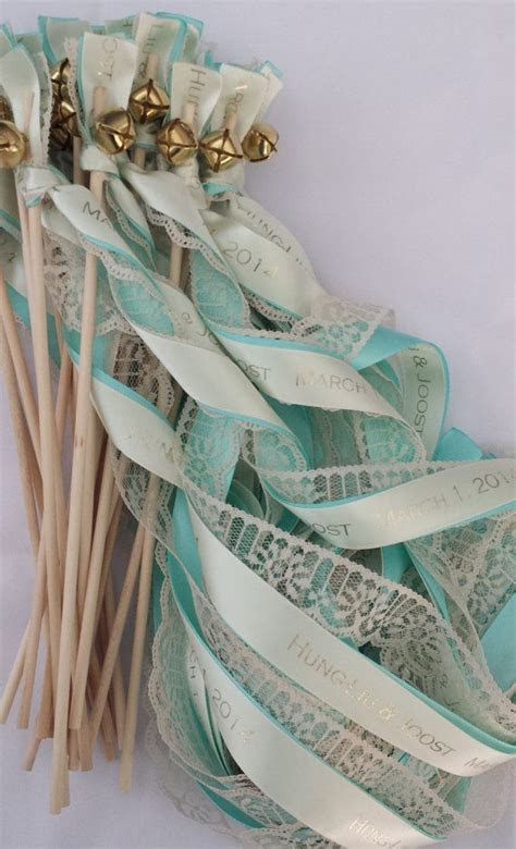 25  best ideas about Wedding Ribbon Wands on Pinterest