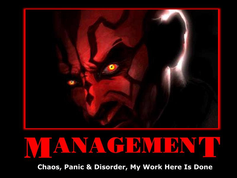 Caught At Work Productions Demotivational Images