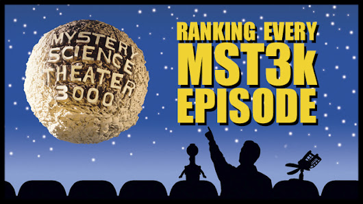 Ranking Every MST3K Episode, From Worst to Best