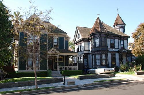 Russell House & Heim House