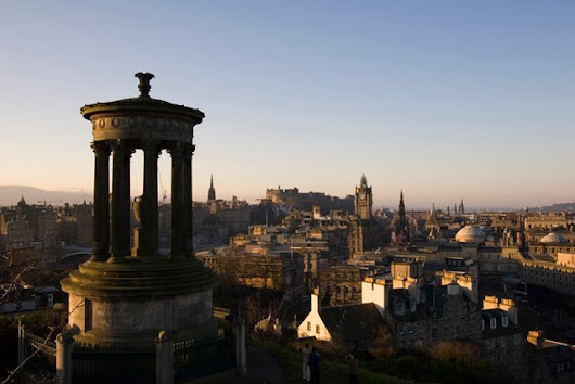 FEATURE – 16 places to walk in Edinburgh in 2016