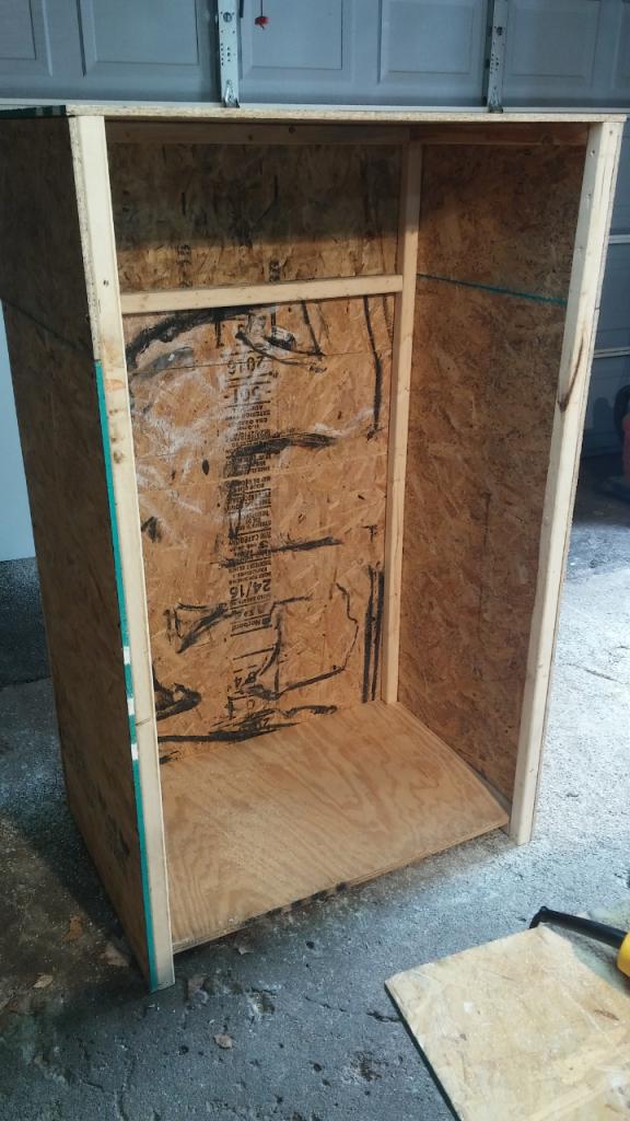 DIY grow cabinet - First grow | 420 Magazine