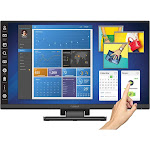 """Planar Helium PCT2435 23.8"""" LCD Touchscreen Monitor - 16:9 - 14 ms (997-9363-00) (997936300)"""