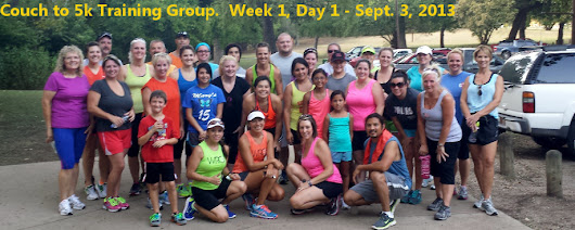 Waxahachie Running Club Home Page