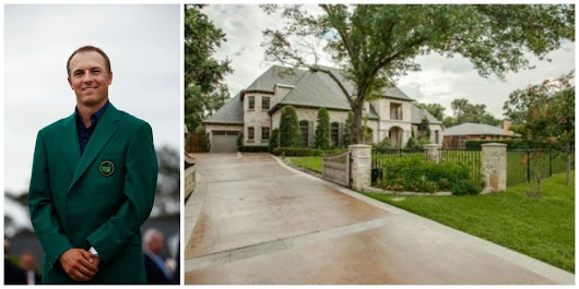 Step Inside Masters Champion Jordan Spieth's Texas Home