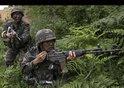 South Korean Marines train on Baengnyeongdo Island