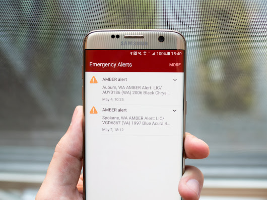 AMBER Alerts and Android: What you need to know