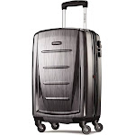 Samsonite Winfield 2 Fashion Spinner - Charcoal - 20 in.