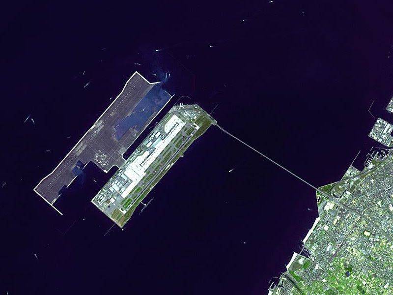 diaforetiko.gr : Kansai Τα 10 πιο εντυπωσιακά τεχνητά νησιά στον κόσμο!