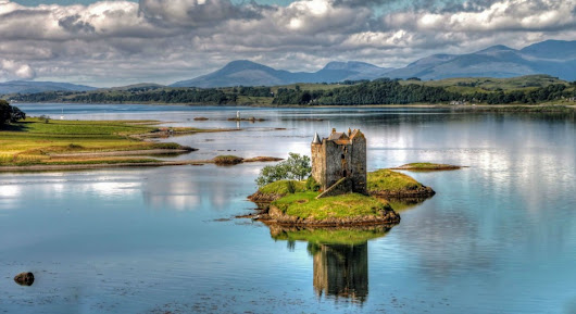 26 Magnificent Castles And Their Fascinating Ancient Histories