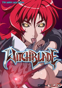 Witchblade title