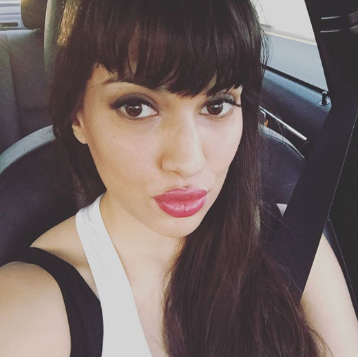 Porn star Mercedes Carrera calling on veterans - male and ...