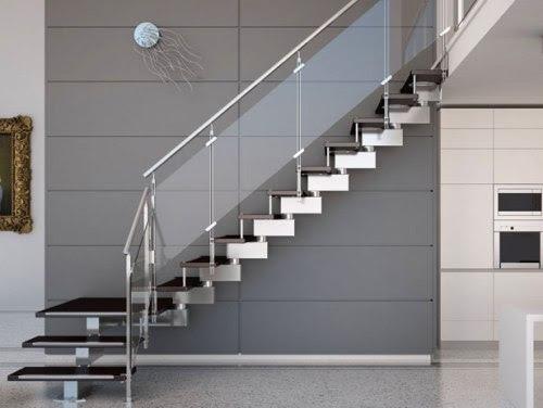 Desain Kamar Desain Unik Inspirasi Tangga Rumah Minimalis 2 Lantai Modern