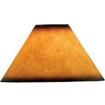 Cal Lighting-SH-1070-Leatherette Shade