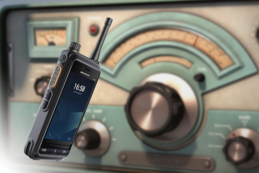 Win a VHF/UHF DMR Radio and a 4G/LTE smartphone in the same device