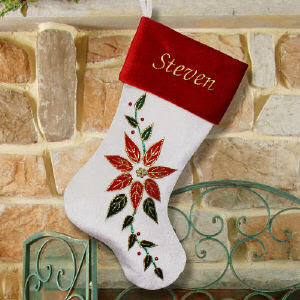 Velvet Christmas Stockings Amazing Christmas Ideas