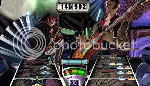 Guitar Hero 2.