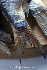 Taranka, (Dried Taran Roach)