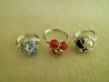 horimarikabeads: Gyűrűk