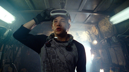 Steven Spielberg finds fun, and maybe even a soul, in the pandering pastiche of Ready Player One