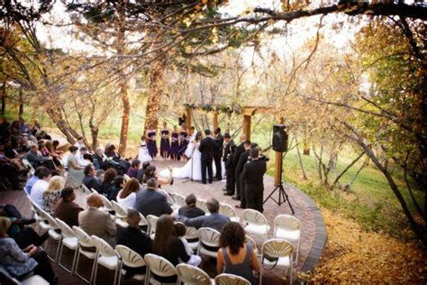 The Pines at Genesee   Colorado Springs Wedding Ceremony