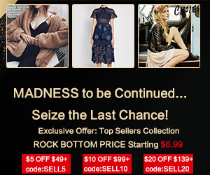MADNESS to be Continued...Seize the Last Chance! ROCK BOTTOM PRICE Starting $2.90!