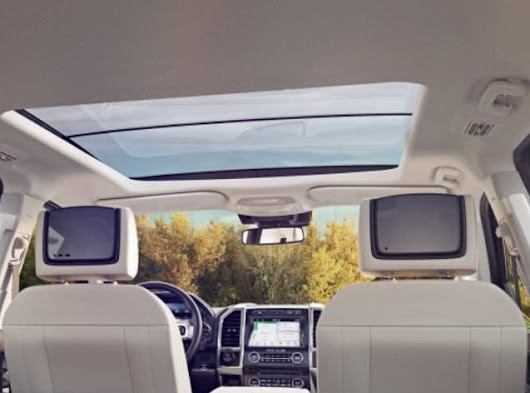 Stream Live TV in the New 2018 Ford Expedition