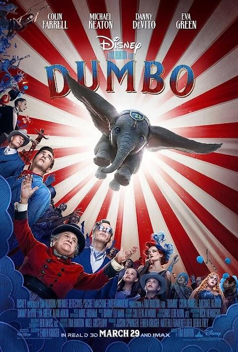 Dumbo (2019) Hindi 5.1 Dolby Digital (Dual Audio) | 1080p 720p 480p BRRip Free Download , Movie