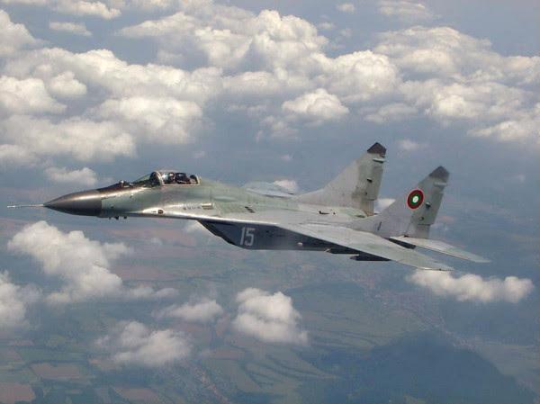 MiG-29 bulgaria # 1