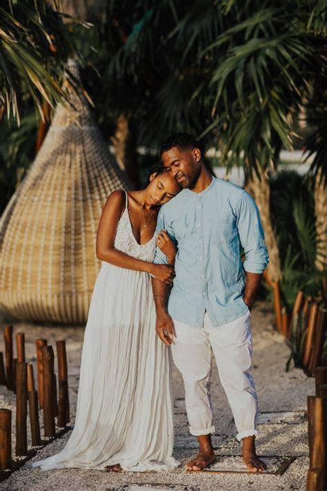 The Quintessential Mexico Destination Wedding at Secrets