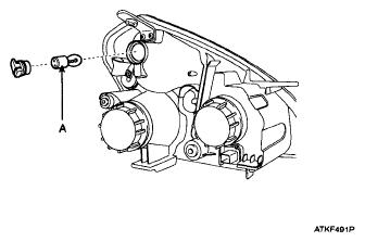 2008 Kia Sedona Headlight Bulb Replacement ~ Best KIA