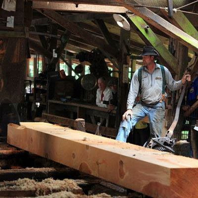 Step Back into History At Sturgeon's Mill