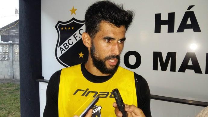 ABC - Vaná, goleiro (Foto: Jocaff Souza/GloboEsporte.com)