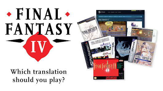 Which Final Fantasy IV Translation Should You Play? « Legends of Localization
