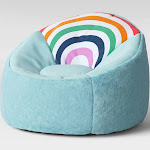 Rainbow Bean Bag - Pillowfort