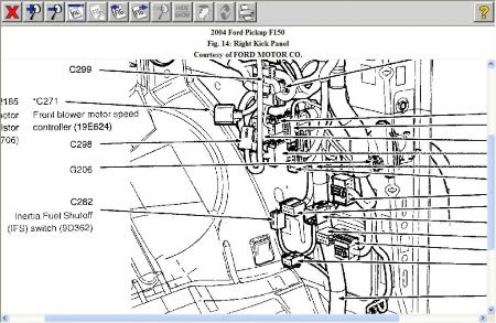 93 Ford E 150 Relay Wiring Diagram ...