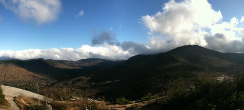 From Middle Sugarloaf