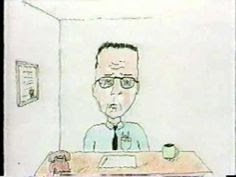 Milton Comic Strip Mike Judge