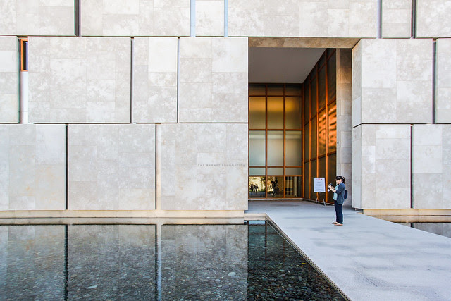 The Barnes Foundation - Tod Williams Billie Tsien Architects
