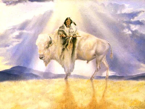 Image result for white buffalo calf woman