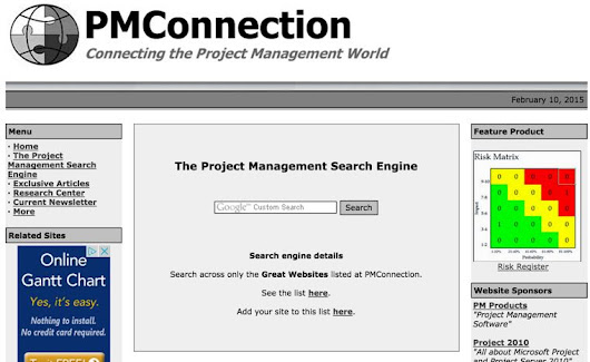 Project Management Research with the PMConnection