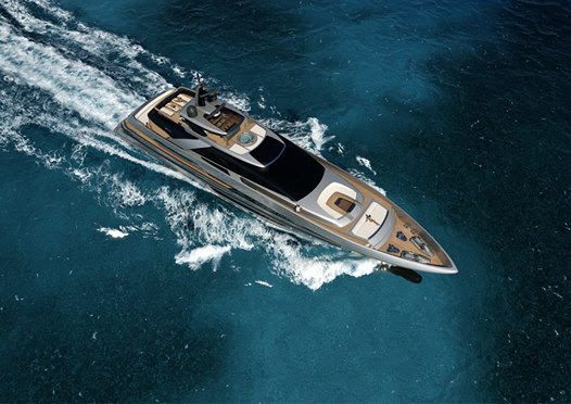 Riva is going supersized: Ferretti announces plans to build Riva megayacht - 4U Yachting Blog