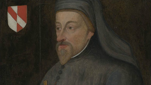 Comparison of Geoffrey Chaucer Romaunt of the Rose to Geoffrey Chaucer