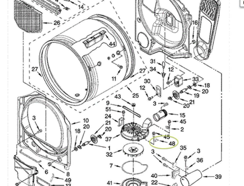 Wiring Diagram: 30 Maytag Bravos Washer Parts Diagram