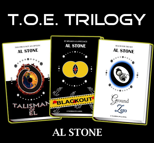 Author Spotlight: Al Stone