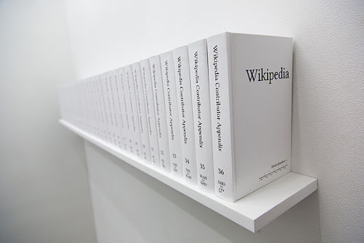 7,473 volumes at 700 pages each: meet Print Wikipedia «  Wikimedia blog