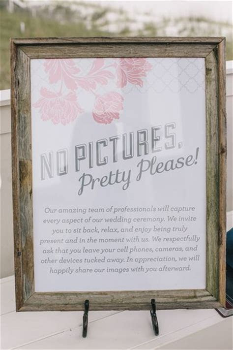 Unplugged wedding, Signs and Phones on Pinterest